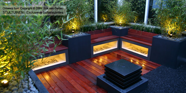 Fotogalerij - Moderne tuin ingang ...